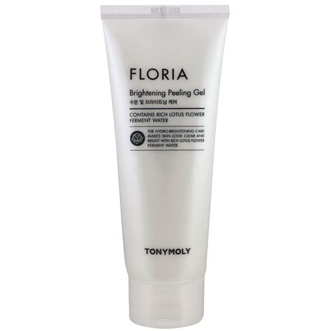 Harga Tony Moly Floria Brightening Peeling Gel tony moly floria brightening peeling gel 150 ml iherb