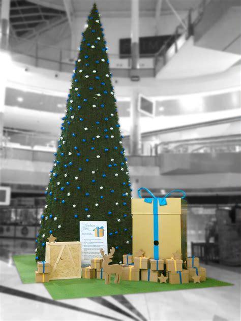decoracion navidad centros comerciales decoraci 243 n navide 241 a en centros comerciales decorados merbau
