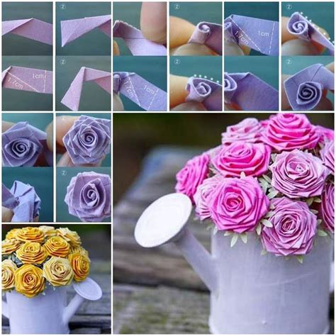 Origami Paper Roses - 17 best ideas about traditional flat sheets on