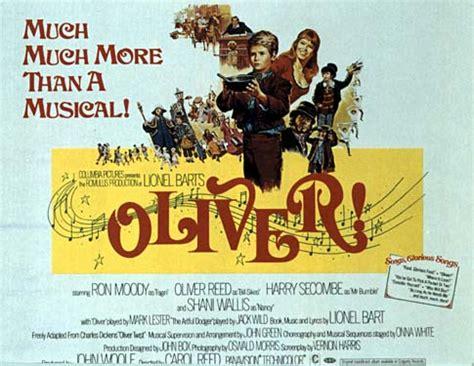 Ost Oliver oliver soundtrack details soundtrackcollector