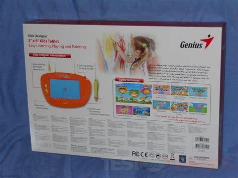 Tablet Genius Designer review of genius designer 5 x 8 graphic tablet for technogog