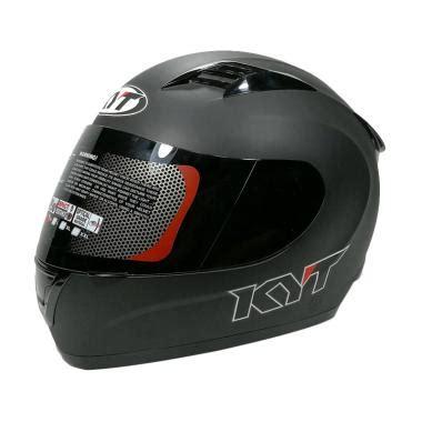 Kyt R10 Black Doff jual produk helm kyt r10 harga promo diskon blibli