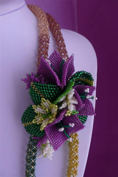 fiori di perline istruzioni bouganville tutorial tecnica tessitura di perline libri
