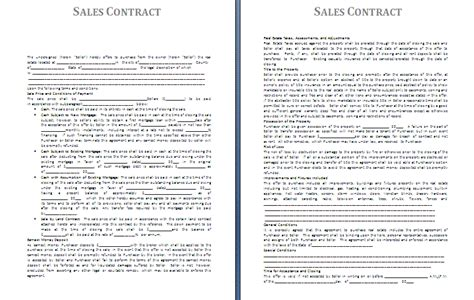 sle marketing agreement template sales agreement template sales contract gif letterhead