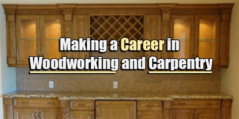 careers in woodworking useful wood craft you here