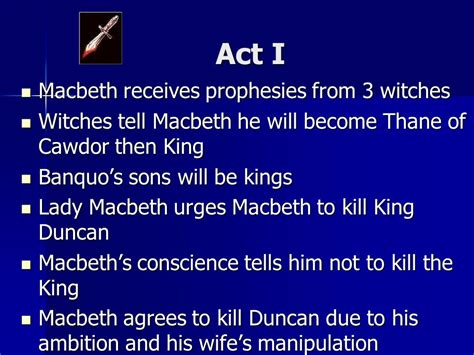 themes of manipulation in macbeth macbeth acts 1 5 summary ppt video online download