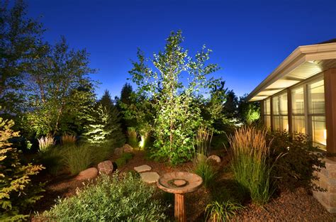 Landscape Lighting Kichler Kichler Lighting Kichler Led Landscape Lighting Make Your Outdoors Shine And Reflect A Relaxing
