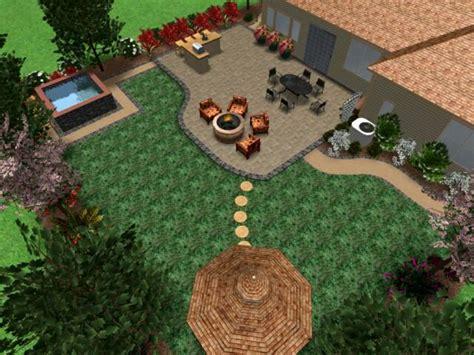 1 acre backyard design 1 acre landscape design beatiful landscape