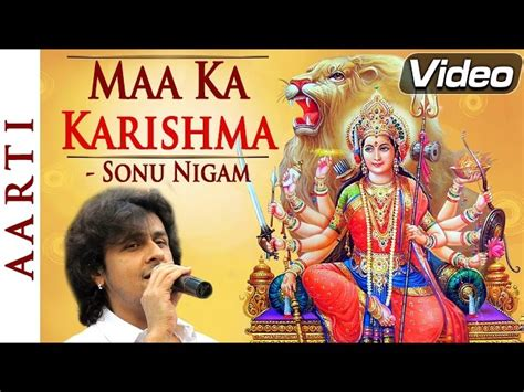 youtube mp3 bhajan download mata ke bhajans by sonu nigam maa ka karishma bhakti songs