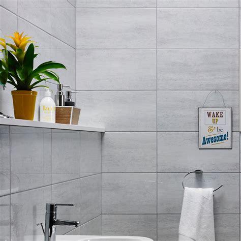 b q tiles bathroom origin pebble stone effect linear travertine ceramic wall