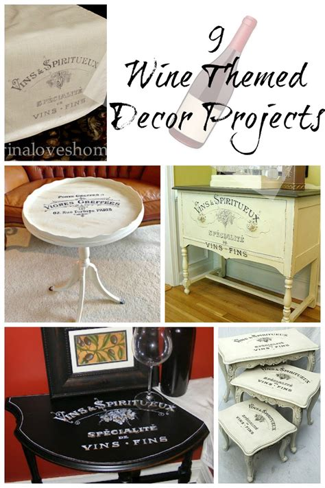 wine themed decor 9 wine themed decor projects the graphics