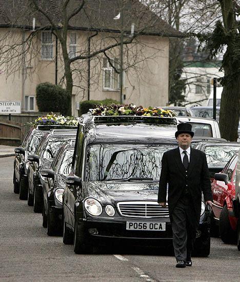 Trevor Banister Comedy Stars Gather To Bid Farewell To John Inman Daily