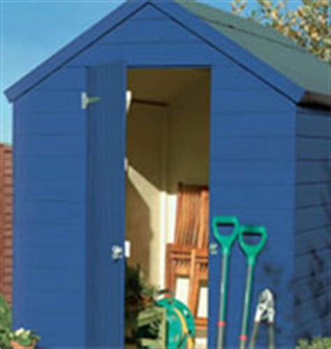 Shed Colour Selector by Spruce Up Your Shed With Cuprinol