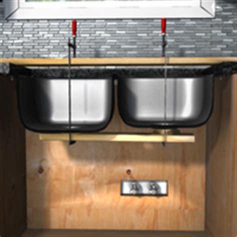 hercules universal sink harness hercules undermount sink harness drawer ironing board kit