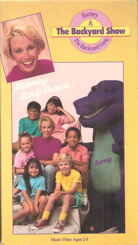 Barney Backyard Show by Image V01184jgvpe Jpg Barney Wiki Fandom Powered By