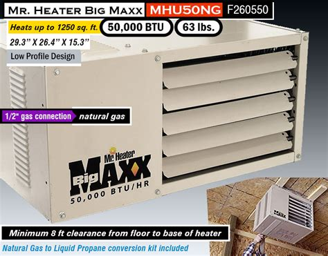 How Big Of A Garage Heater Do I Need by Modine Hd60 Powerful Gas Garage Heaters Review