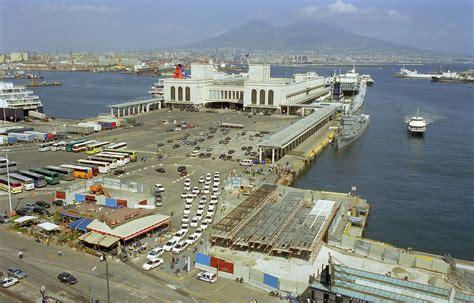 msc napoli uffici grande progetto porto di napoli dalla regione 5