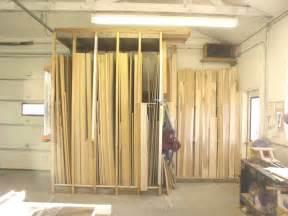 vertical plywood storage rack plans diy free