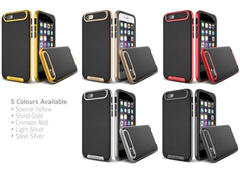 Verus Iphone6 Plus 55 Crucial Bumper Special Yellow verus crucial bumper for iphone 6 plus