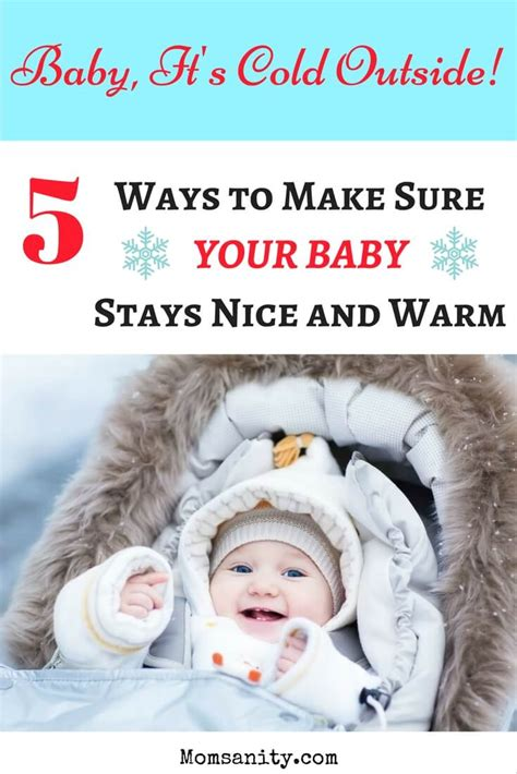 5 Things Warm And by 5 Things You Need To Keep Your Baby Warm This Winter