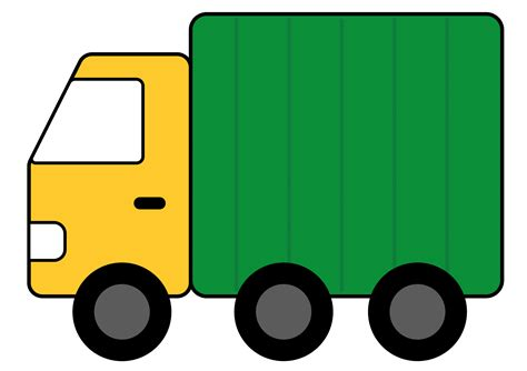 free clipart images free truck clipart pictures clipartix