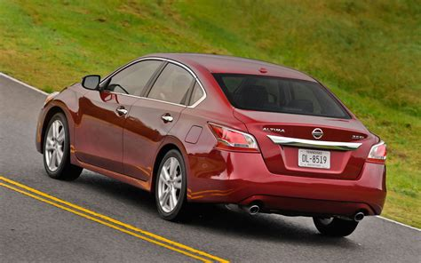 2013 brown nissan altima 2013 nissan altima 2 5 sl first test motor trend