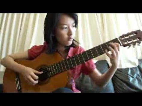 tutorial fingerstyle semua tentang kita perterpan semua tentang kita fingerstyle guitar daikhlo