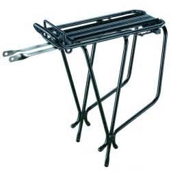 bicycle rack topeak mtx tourist tubular rack