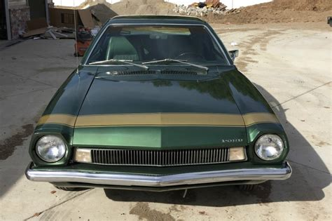 1971 ford pinto 68k original 1971 ford pinto runabout