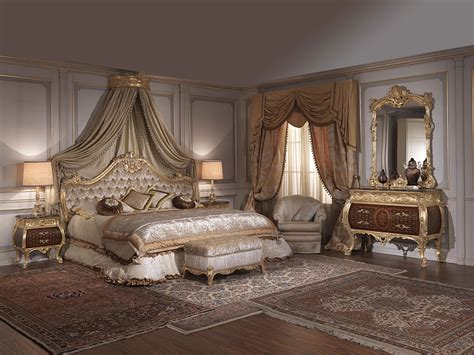 18th Century Bedroom Furniture Classic Italian Bedroom 18th Century And Louis Xv Vimercati Classic Furniture