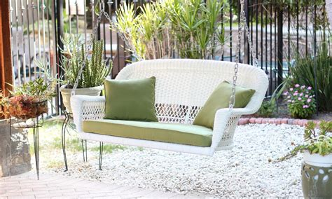 Best Porch Swings for Your Home   Overstock.com