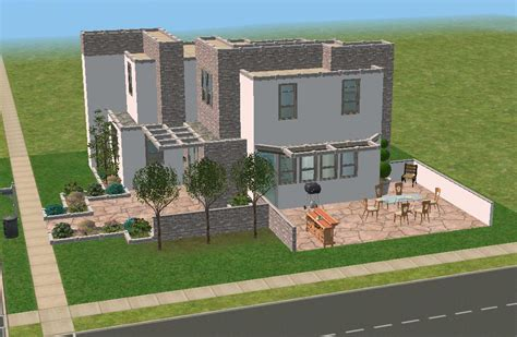 house build mod the sims inspiration living modern