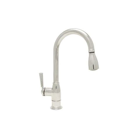 mirabelle kitchen faucets faucet mirxcha100cp in polished chrome by mirabelle