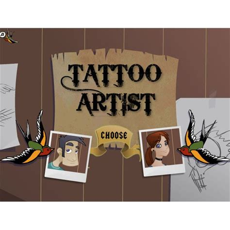 free tattoo games the best free