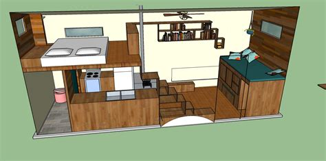 designing a tiny house tiny house design challenges and changes tiny roots