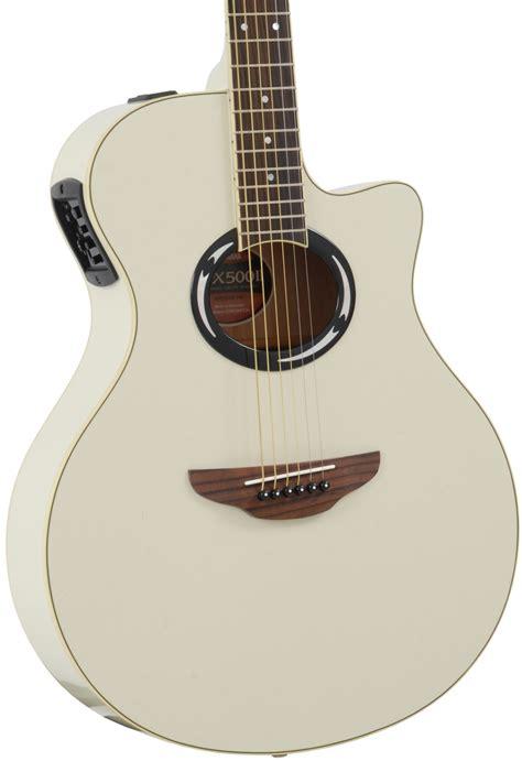 Harga Gitar Yamaha Apx 500 Ii Vw yamaha apx 500 ii vw gitara elektroakustyczna vintage white