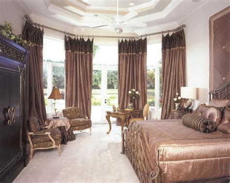 dazzling master bedroom curtain ideas atzinecom