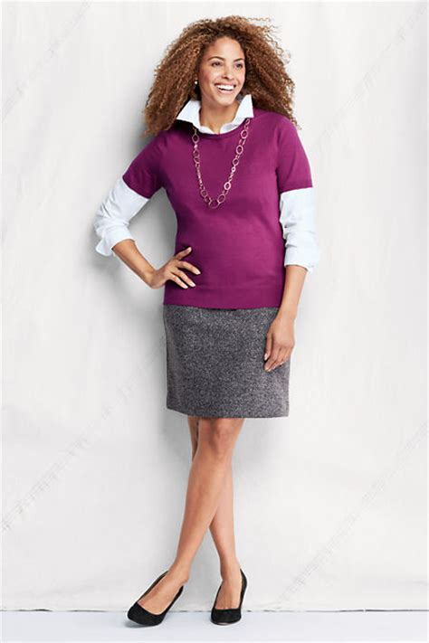 how to wear a pencil skirt if you a midlife middle