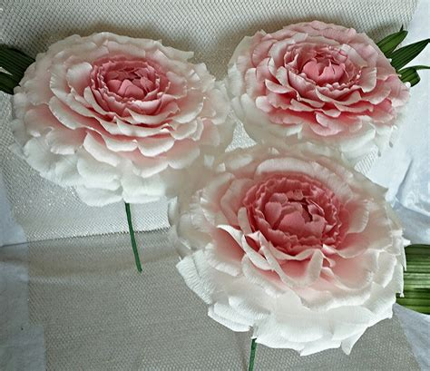 Large Paper Flowers - wedding paper flowers paper flowers wedding free