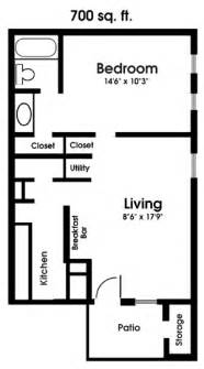 one bedroom efficiency apartment plans one bedroom efficiency apartment plans
