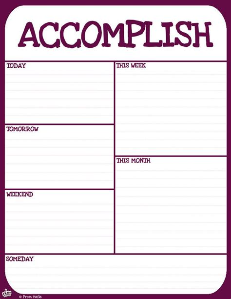 student to do list template 139 best to do list images on