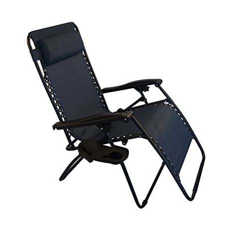 X Chair Zero Gravity Recliner Sundale Outdoor Oversized Outdoor Zero Gravity Reclining Chair Navy Blue Our Rating 4 4 Out