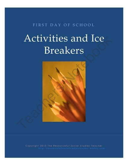 And Aol Breakers by Day Of School Day Of School Activities And