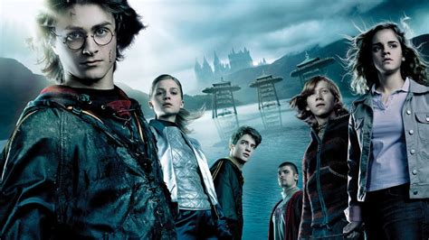film fantasy a voir potter waltz harry potter and the goblet of fire