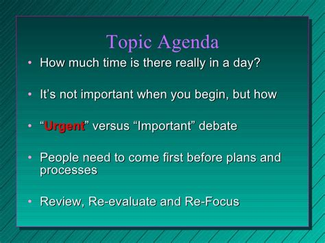 Mba In A Day Review by Lead Up Session How You Start And End Your Day