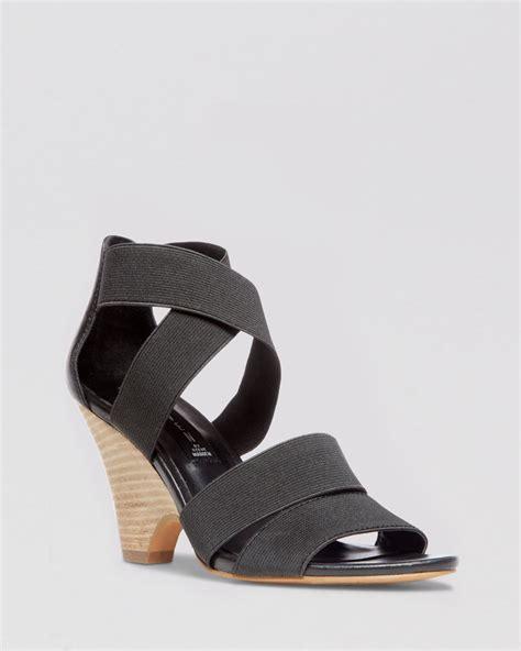 steve madden heel sandals steven by steve madden open toe sandals camelya block heel