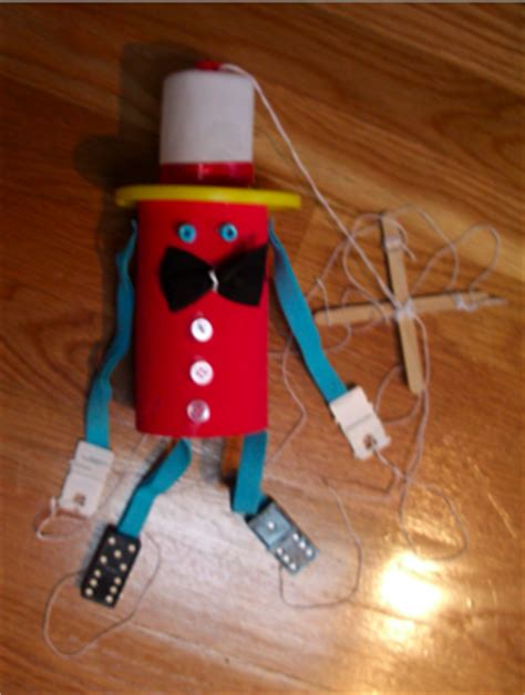 How To Make Paper Puppets At Home - planetpals craft page make a recycle puppet a recycle