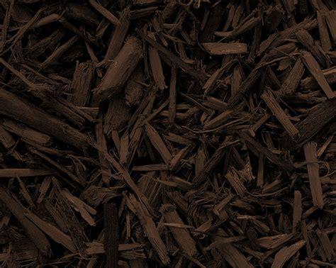 color enhanced dark brown timber ridge wood