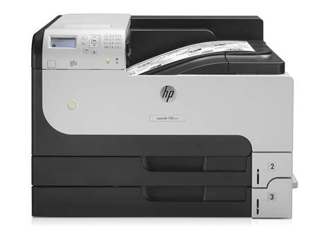 Harga Printer Laserjet Hp by Hp Laserjet Enterprise 700 Printer M712n Hp Store Singapore