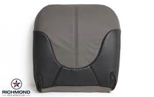 Seat Covers For Yukon Denali 1999 2000 Gmc Yukon Denali Leather Seat Cover Driver
